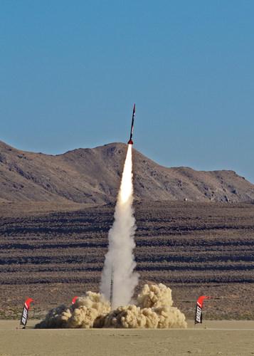 CSXT GO FAST! Rocket. (PRNewsFoto/GO FAST!) (PRNewsFoto/GO FAST!)