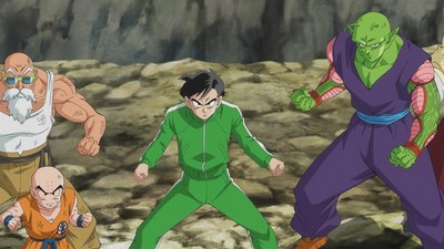 Dragon Ball Z: Resurrection 'F' still image.