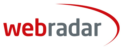 WebRadar Logo. (PRNewsFoto/WebRadar) (PRNewsFoto/WEBRADAR)
