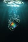 The NAUTIZ X1 Ultra-rugged Smartphone Is Now Shipping.  (PRNewsFoto/Handheld Group)