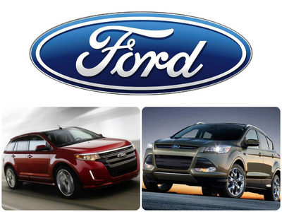 Wisconsin drivers hoping to navigate winter conditions efficiently can trust the 2014 Edge and 2014 Escape from Maritime Ford in Manitowoc, Wis.  (PRNewsFoto/Maritime Ford)