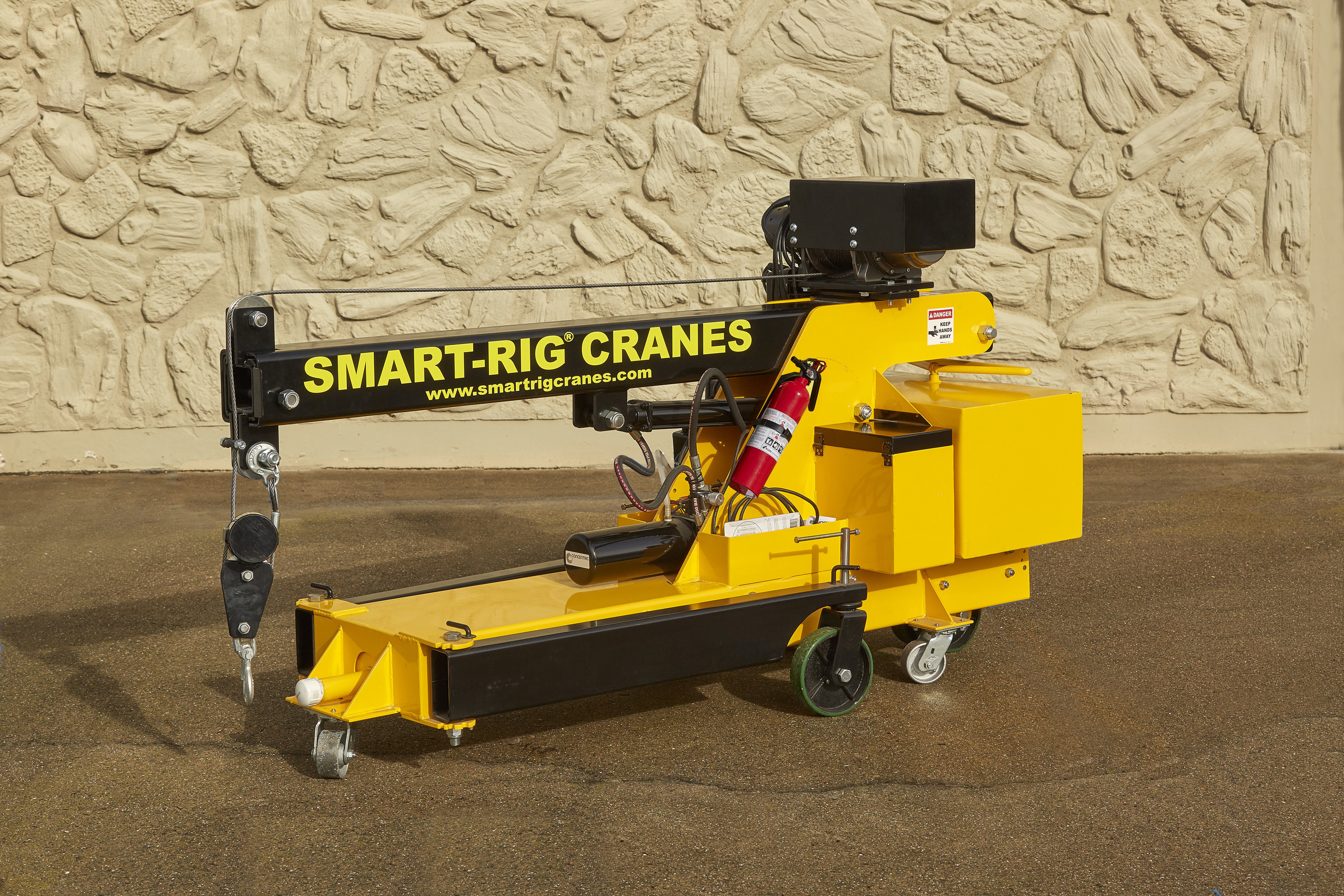 S1 Global Mini Crane Added To Smart Rig Product Line