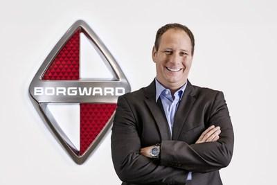Florian Herbold, Chief Engineer for Transmission Development and Integration (PRNewsFoto/BORGWARD Group AG)