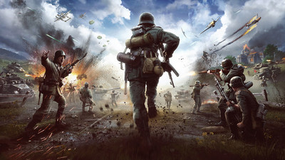 Heroes & Generals is the ultimate WW2 MMOFPS. Make a difference and fight for friends in one grand war.