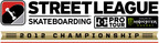 STREET LEAGUE SKATEBOARDING 2012 CHAMPIONSHIP IN NEWARK, NJ ON AUGUST 26  LIVE ON ESPN2 AT 5PM ET.  (PRNewsFoto/Street League Skateboarding)
