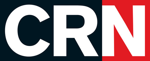CRN Logo. (PRNewsFoto/The Channel Company) (PRNewsFoto/THE CHANNEL COMPANY)