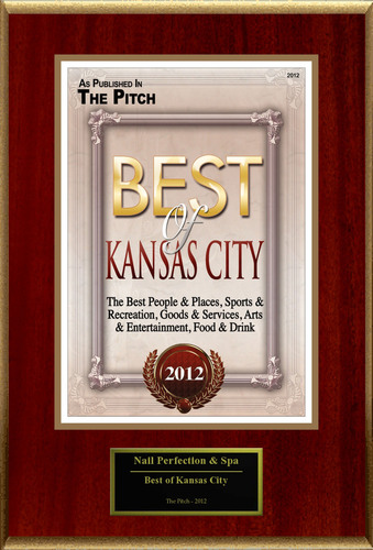 Nail Perfection & Spa Selected For 'Best of Kansas City'