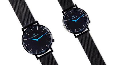 Welly Merck Announces the Launch of Their Swiss-Designed, Modern Fashion Watch Collection That Breaks Down Cost Barriers Between Makers and Consumers