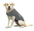 ThunderShirt helps lower heart rate of anxious dogs. (PRNewsFoto/ThunderShirt)