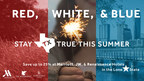 Red, White & Blue: Stay Texas True This Summer with Marriott Hotels & Resorts