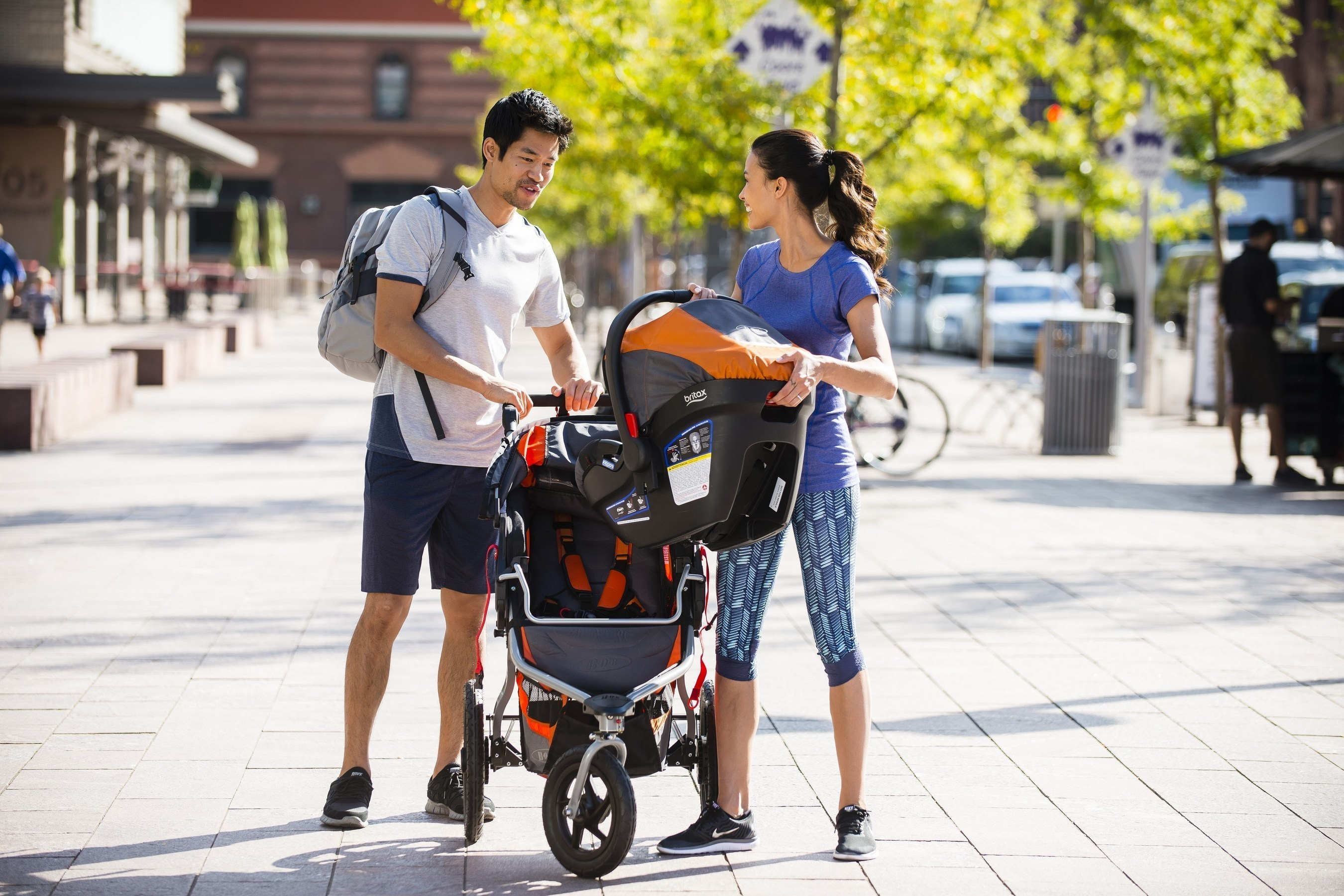 1 Jogging Stroller Brand Unveils 2016 Line Of Strollers And Matching Infant Car Seats