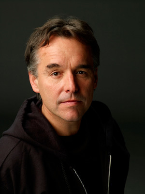 Chris Columbus photo credit Doane Gregory.  (PRNewsFoto/HarperCollins Children's Books)