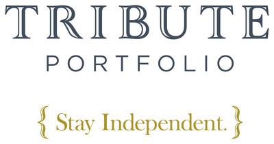 Tribute Portfolio logo (PRNewsFoto/Tribute Portfolio)