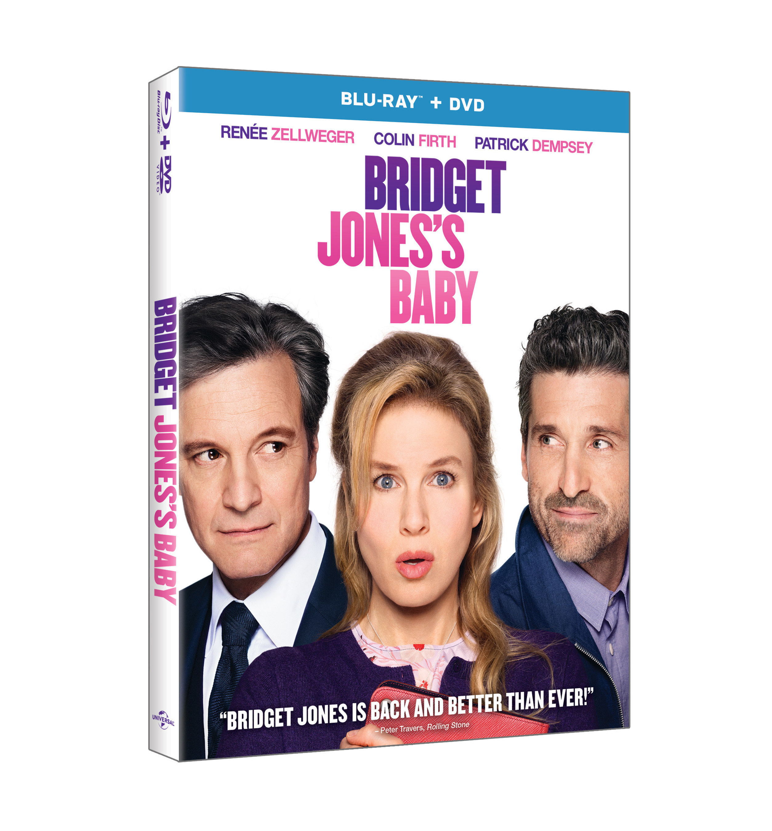 From Universal Pictures Home Entertainment: 'Bridget Jones's Baby