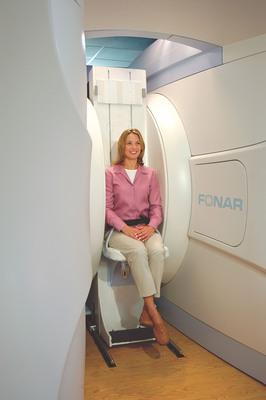 The FONAR UPRIGHT® Multi-Position™ MRI
