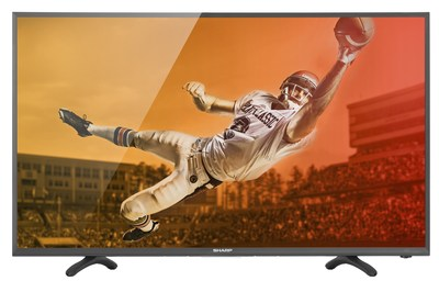"Sharp 50"" 1080p LED TV"