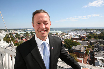 Gov. Martin O'Malley will bring his expertise in government innovation and higher education access to Censeo Consulting Group as a senior advisor.