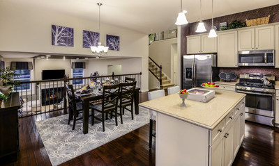 Continuing the legacies of Ryland and Standard Pacific, CalAtlantic Homes, one of the nation's largest homebuilders, today announced the opening of the amenity-rich community of Greywall Club in Joliet, Illinois.  The Ryland-branded community offers nine new floorplans. Home shoppers are invited to tour the models today.