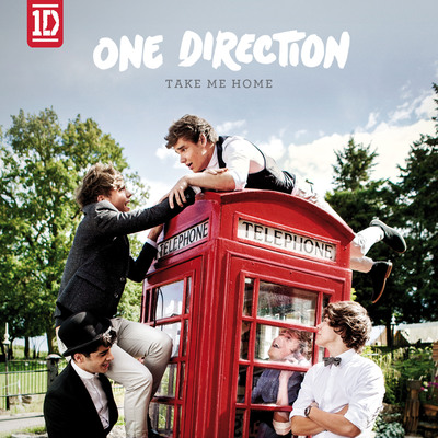 One Direction Announce New Album TAKE ME HOME Out November 13.  (PRNewsFoto/Columbia Records)