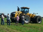 Michelin to Offer Skid Steer Ride & Drive, Demonstrate Agriculture Tire Soil Compaction and a Tire Inflation System at Farm Progress Show