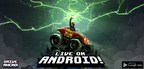 The iPad indie racing hit of the year comes now to Android