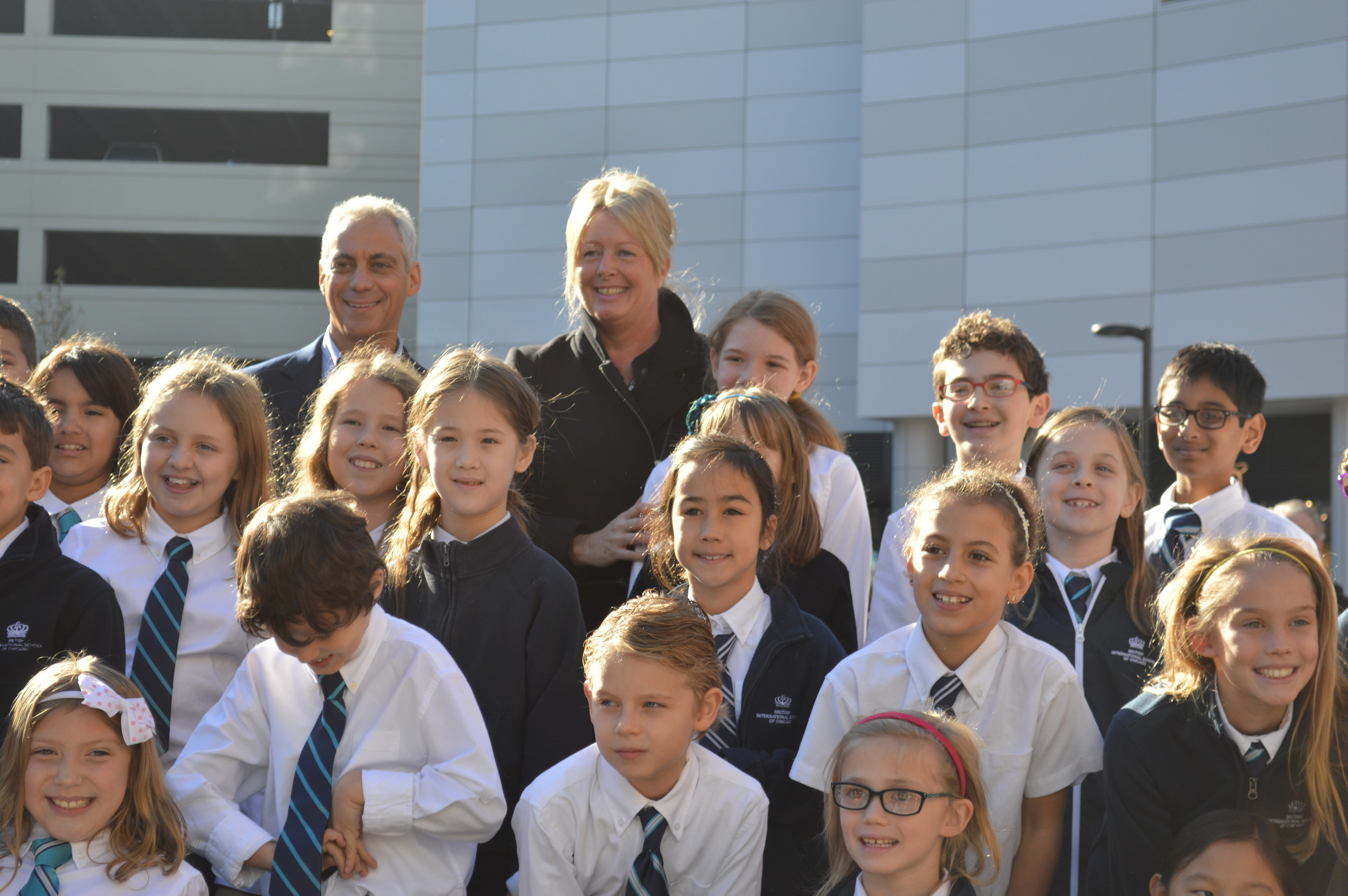 NewCity Grand Opening Gives Lincoln Park Students a Chance to Showcase Juilliard-Nord Anglia Performing Arts Programme Talents