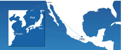 Aeromexico.  (PRNewsFoto/Aeromexico)