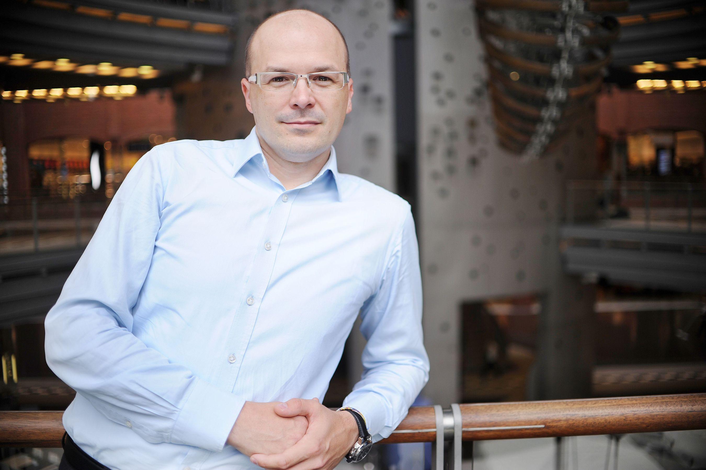Rafal Staszkiewicz, Country Manager at adQuota Poland (PRNewsFoto/adQuota)