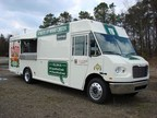 "Wind Creek Hospitality ""Good to Go"" Food Truck travels the region serving the community."