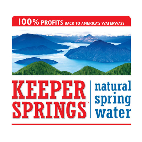 Keeper Springs Natural Spring Water Provides Funding to 17 Waterkeepers toDate; Donations Include Funds Raised in Summer Campaign with OMNI Hotels & Resorts.  (PRNewsFoto/Keeper Springs)