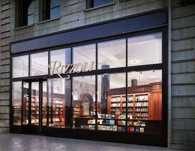 Rizzoli Bookstore Facade