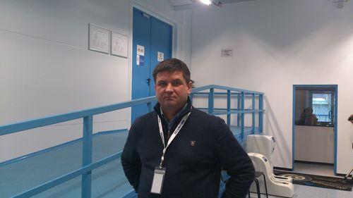 Sergey Vyshemirskiy, IXcellerate Technical Director (PRNewsFoto/IXcellerate)