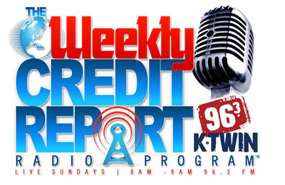 United Credit Consultants(TM) Weekly Credit Report Radio Program.  (PRNewsFoto/United Credit Consultants)