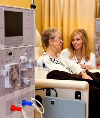 Friedwald Dialysis Center - photo 2.  (PRNewsFoto/Friedwald Center)