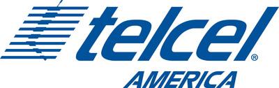 Telcel AMERICA Logo.  (PRNewsFoto/Telcel AMERICA)