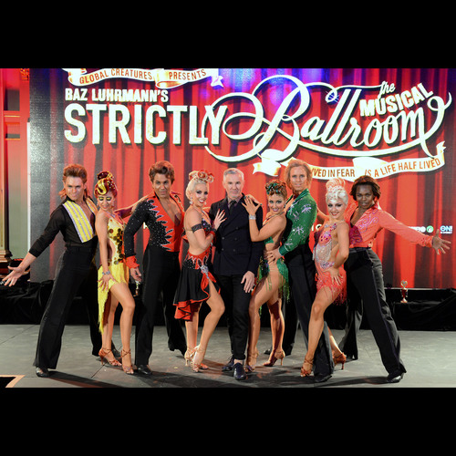 Baz Luhrmann's Strictly Ballroom The Musical opens in Sydney, Australia in March 2014. For more information  ...