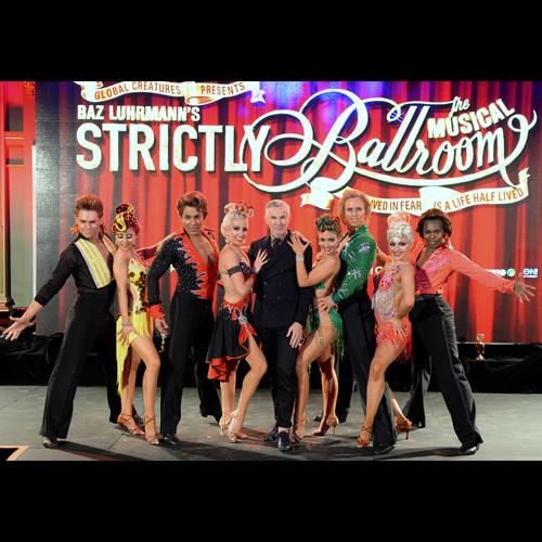 """Weltpremiere von """"Strictly Ballroom The Musical' von Baz Luhrmann findet in Sydney statt"""