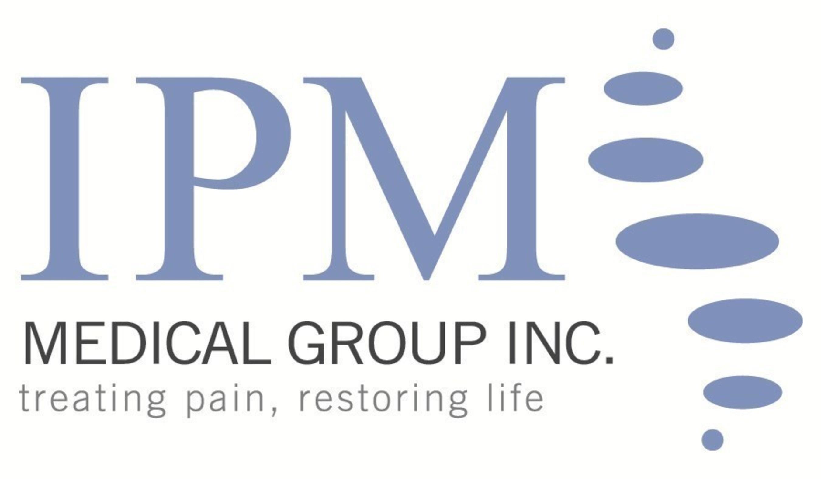 Integrated Pain Management, Inc. Logo