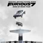 Furious 7 Original Motion Picture Score Album