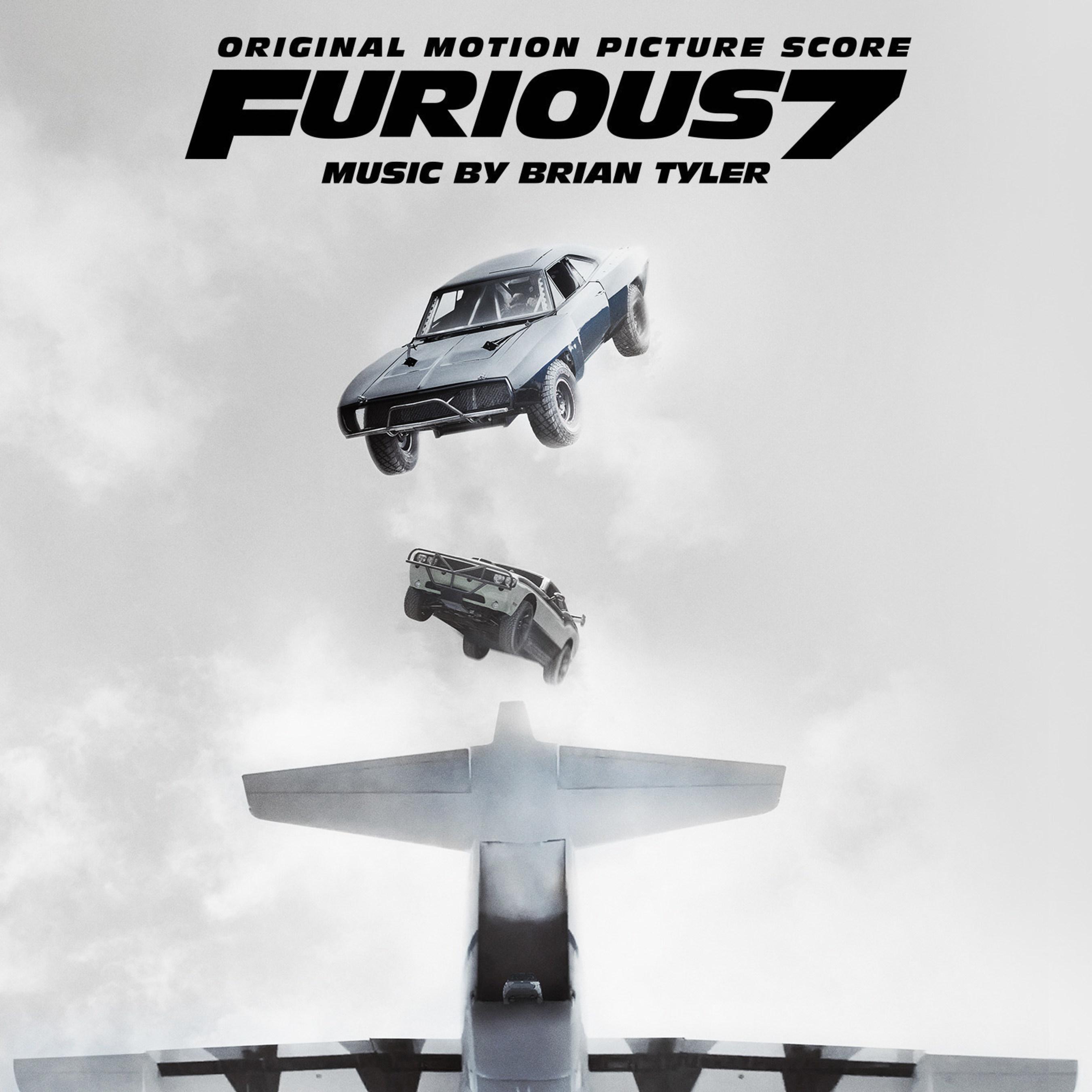 Furious 7 Original Motion Picture Score Album