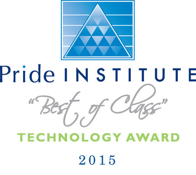 """Solutionreach given the Pride Institute """"Best of Class"""" award for their platform built on patient relationship management technology."""