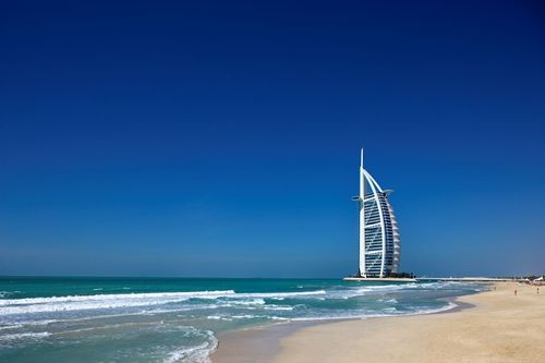 Burj Al Arab – home to The World's Ultimate Instameet (PRNewsFoto/Burj Al Arab)