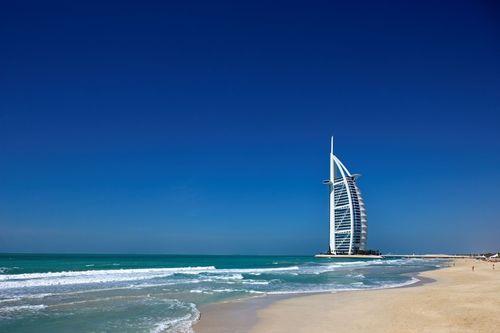 Burj Al Arab – home to The World's Ultimate Instameet (PRNewsFoto/Burj Al Arab)