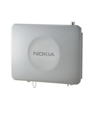 Nokia Flexi Zone Micro Pico outdoor base station with Ruckus Wi-Fi