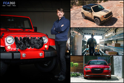 The November edition of FCA360 covers two new vehicle debuts from Jeep(R) as well as a Movember Foundation partnership. Check out http://www.fca360.com for more.