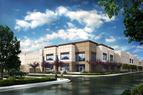 Overton Moore Acquires 18 Acres of land in Pomona, CA.  (PRNewsFoto/Overton Moore Properties)