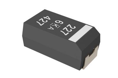 KEMET T591 High Performance Automotive Grade Polymer Electrolytic Series