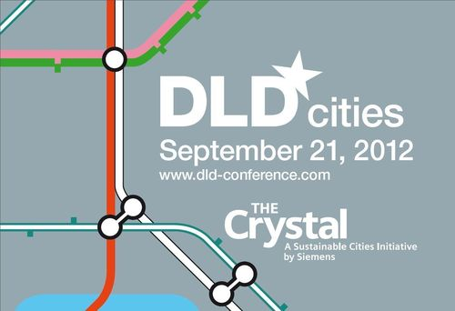 DLDcities: Hubert Burda Media brings together visionaries to discuss urban architecture, design and technology ...