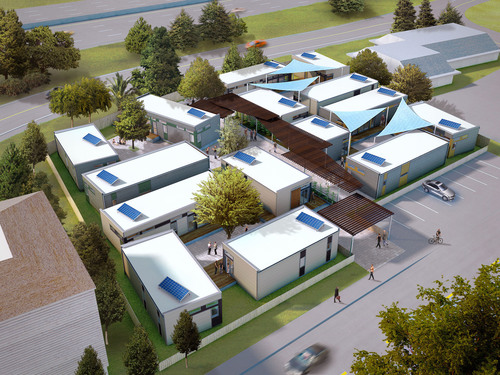 Blu Homes Teams Up with Homeward Bound of Marin to Build Supportive Housing Community in Marin