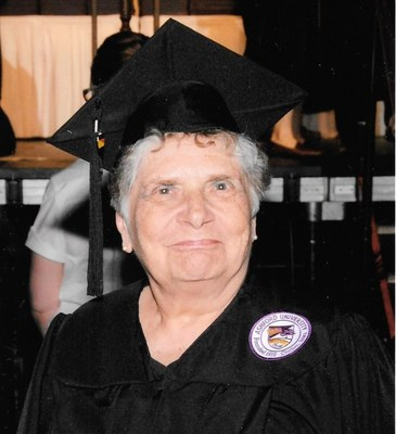 Eileen Doyle, Ashford University Graduate
